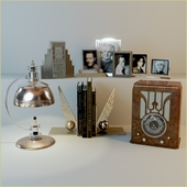 Art deco Set