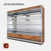 Refrigerated showcase Criocabin ETHOS
