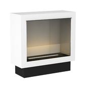 Automatic bio-fireplace PrimeBox