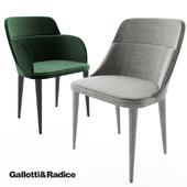 Gallotti & Radice Jackie chair | Jackie armchair