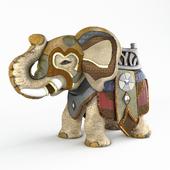Figurine De Rosa Rinconada