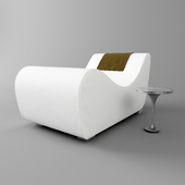 SPA Relaxation bed
