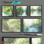 Aquarelle / part 7