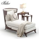 Baker Atrium Chaise