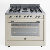 Combined cooker Ardesia PL96GG42V CR