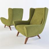 Illum Wikkelso lounge armchair