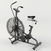 Bicycle trainer, exercise bike