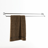 Seattle Double Bar Towel