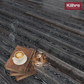 Kahrs Shine Black Silver