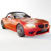 BMW Roadster Z4