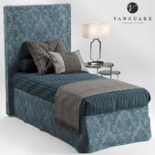 VANGUARD HILLARY single bed