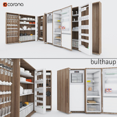 Bulhaup B2 kitchen set