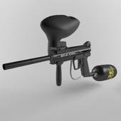 Paintball Marker BT-4 ERC
