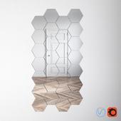 "Mirror of ""Honeycomb"""