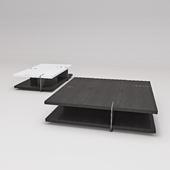 кофейный столик фабрики poliform bristol