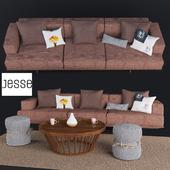Sofa JESSE Oliver
