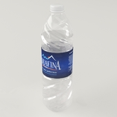 Aquafina bottle