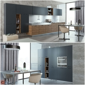 Kitchen Poliform Kyton Varenna
