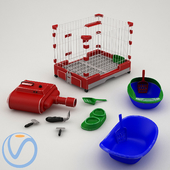 Cage toys
