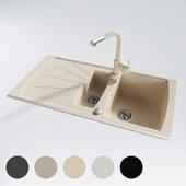 Sink CG 4 - 51x96 cm