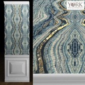 York Kashmir Kaleidoscope Wallpaper