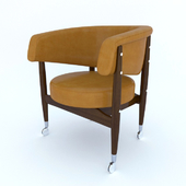 BEG CHAIR by Sergio Rodriques
