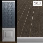 York Dazzling Dimensions wallpaper