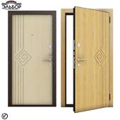Entrance doors Elbor Calctta