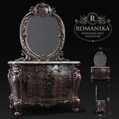 Комод Romanika Cleopatra lux Dormitor