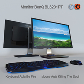 Monitor BenQ BL3201PT Designer Monitor