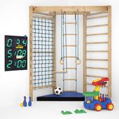 Sports Complex for Children 01