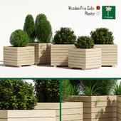 Cube planter