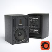 studio monitors behringer b3030a
