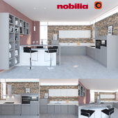 Nobilia Credo 765 with equipment and accessories.