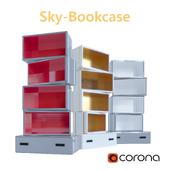 Sky-Bookcase