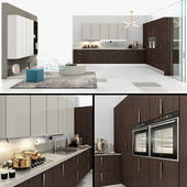 Contemporary kitchen 05