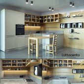 Kitchen L'Ottocento