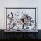 """The figurine """"aquarium"""""""
