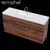 St. Michel Riva Classic Vanity and Faucet