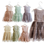 Dresses for a little princess