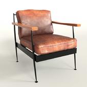 Brighton Leather Armchair