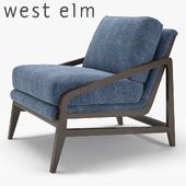 West Elm Peyton Armchair