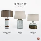 Arteriors - Table Lamps Set