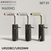 A set of mixers Marmo