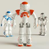 NAO Next Gen Gumanoid Robot