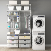 Washing and drying machine ELECTROLUX I Laundry