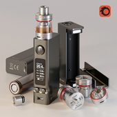 Electronic cigarette Joytech eVic VTwo Mini