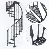 Винтовая лестница Modus