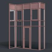 Facade system / Curtain Wall