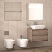 Ideal Standard Connect Air bathroom